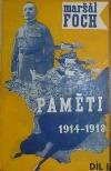 Paměti: Příspěvek k dějinám války 1914 - 1918 I.