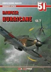 Hawker Hurricane monografie č. 1.