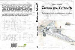 Turbíny pro Luftwaffe obálka knihy