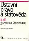 Ústavní právo a státověda II. - část 1.