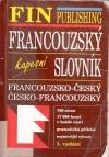 Francouzský kapesní slovník : francouzsko-český, česko-francouzský