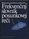 Frekvenčný slovník posunkovej reči