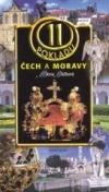 11 pokladů Čech a Moravy obálka knihy