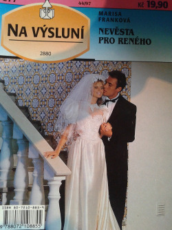 Nevěsta pro Reného obálka knihy