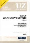 Nový občanský zákoník 2014 Rejstřík