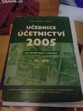 Učebnice Účetnictví 2005 (II.díl)
