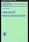 Okrajové sociální kultury