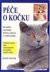 Péče o kočku obálka knihy