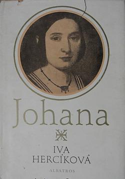 Johana obálka knihy