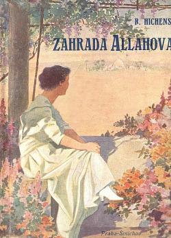 Zahrada Allahova obálka knihy