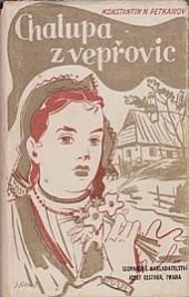 Chalupa z vepřovic obálka knihy