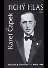 Tichý hlas. Neznámé i známé texty z roku 1938