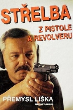 Střelba z pistole a revolveru obálka knihy