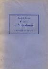 Čtení o Makedonii : Cesty a studie z roků 1925-1927