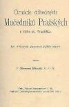 Čtrnácte ctihodných Mučedníků Pražských z řádu sv. Františka