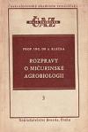 Rozpravy o mičurinské agrobiologii