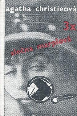 3x slečna Marplová obálka knihy