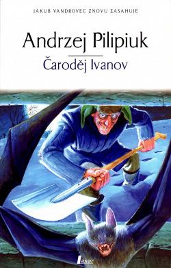 Čaroděj Ivanov obálka knihy