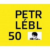 Petr Lébl 50 obálka knihy