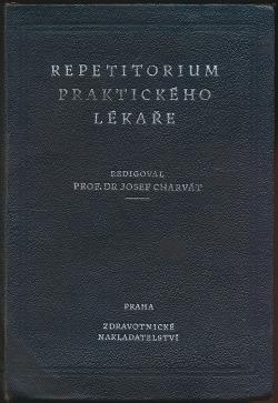 Repetitorium praktického lékaře obálka knihy