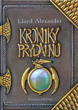 Kroniky Prydainu – kniha první obálka knihy