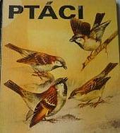 Ptáci obálka knihy