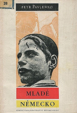 Mladé Německo obálka knihy
