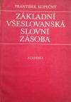Základní všeslovanská slovní zásoba