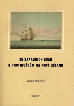 Ze západních Čech k protinožcům na Nový Zéland obálka knihy