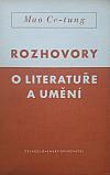 Rozhovory o literatuře a umění : Projev ke spisovatelům