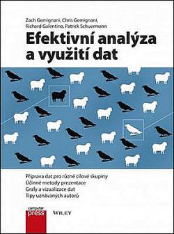 Efektivní analýza a využití dat obálka knihy