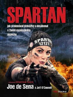 Spartan obálka knihy