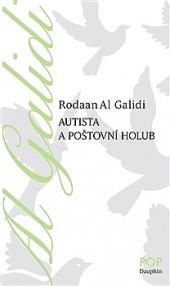 Autista a poštovní holub obálka knihy
