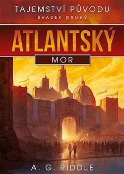 Atlantský mor obálka knihy