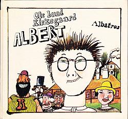 Albert obálka knihy