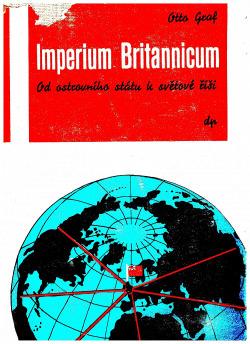 Imperium Britannicum obálka knihy