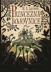 Princezna Bojovnice obálka knihy