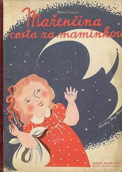 Mařenčina cesta za maminkou obálka knihy