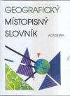 Geografický místopisný slovník
