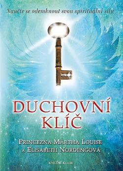 Duchovní klíč obálka knihy