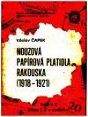 Nouzová papírová platidla Rakouska 1918 - 1921