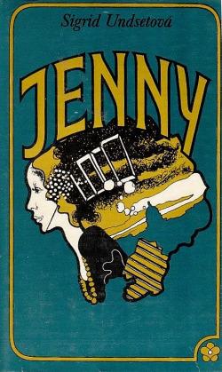 Jenny obálka knihy