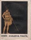 Achilleova pomsta obálka knihy