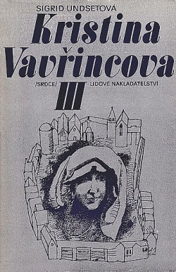 Kristina Vavřincova III – Kříž