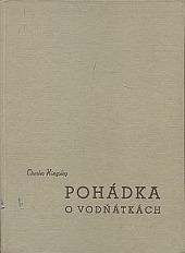 Pohádka o vodňátkách obálka knihy