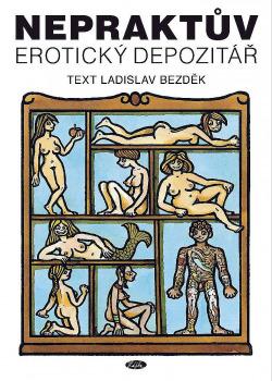 Nepraktův erotický depozitář obálka knihy