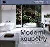 Moderní koupelny obálka knihy