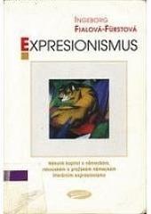 Expresionismus obálka knihy