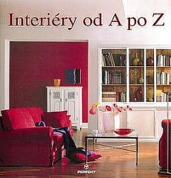 Interiéry od A do Z obálka knihy
