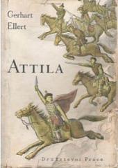 Attila obálka knihy